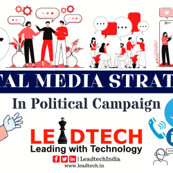 Digital Media Strategies in Political Campaign