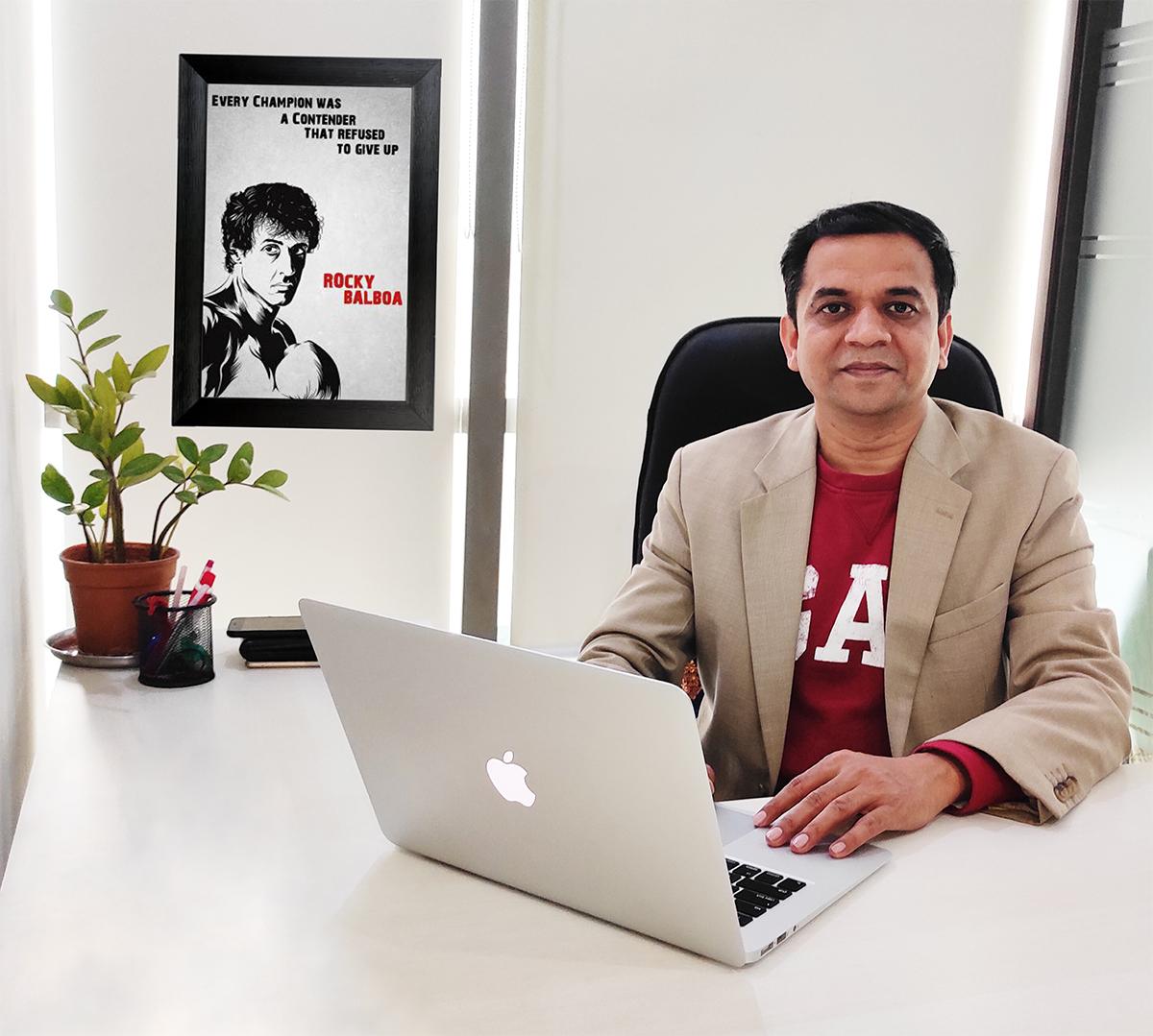 Best Political Consultant-Vivek Singh Bagri