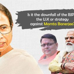 Is it the downfall of the BJP in the U.K or strategy against Mamta Banerjee